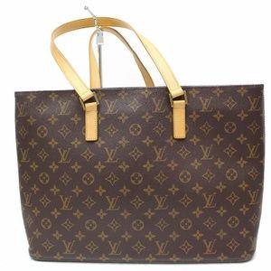 70a1a65cdea2b Louis Vuitton Luco M51155 Monogram 26615 Brown Bag